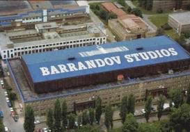 Barrandov Studios